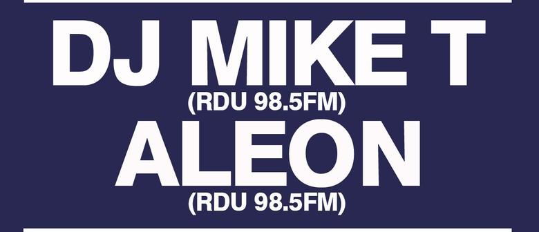DJ Mike T & Aleon - Friday Night Shuffle Club