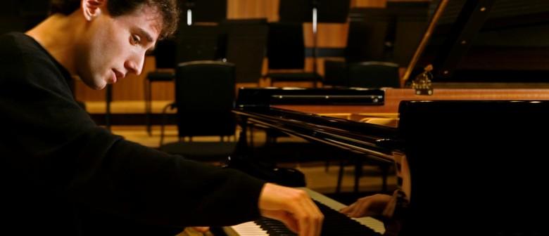 Boris Giltburg - NZ International Piano Festival