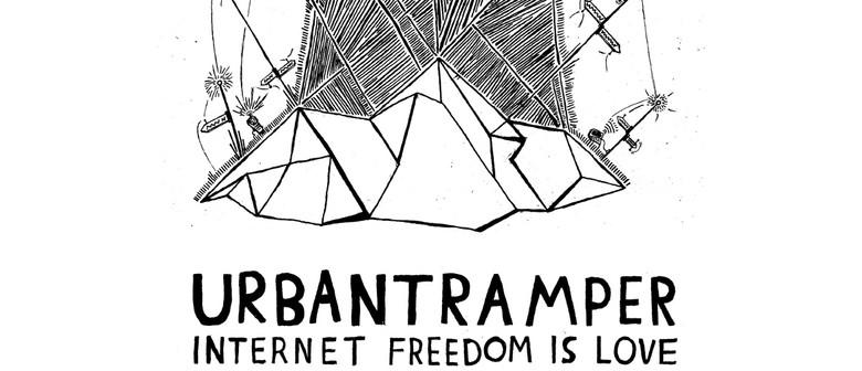 Urbantramper - Internet Freedom is Love Release Tour
