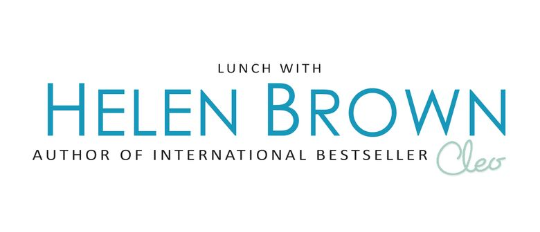 Lunch with Helen Brown