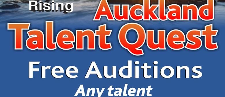 Auckland Talent Quest Audition