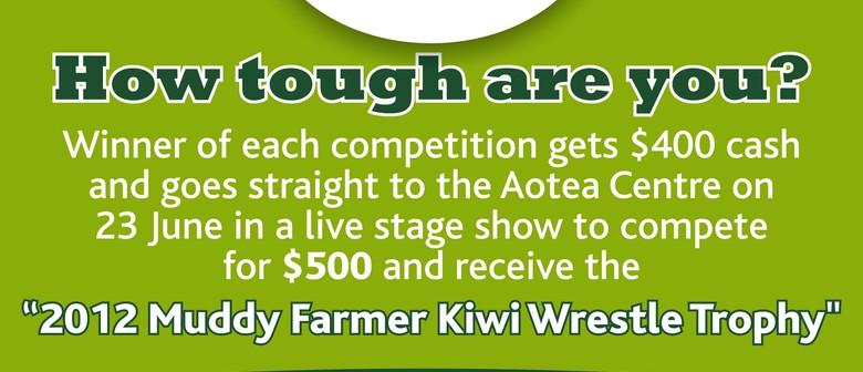 The Kiwi Wrestle