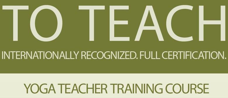 Yoga Teacher Training Course - P.L.A.Y.