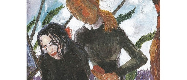 Susan Wilson: Katherine Mansfield Paintings