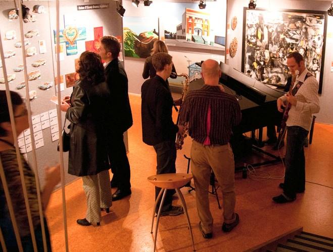 Kohia terrace school exhibition sale of contemporary art for Terrace school