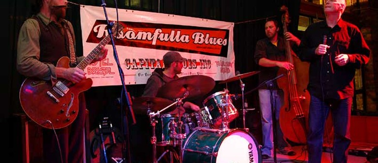 Capital Blues Jam Night