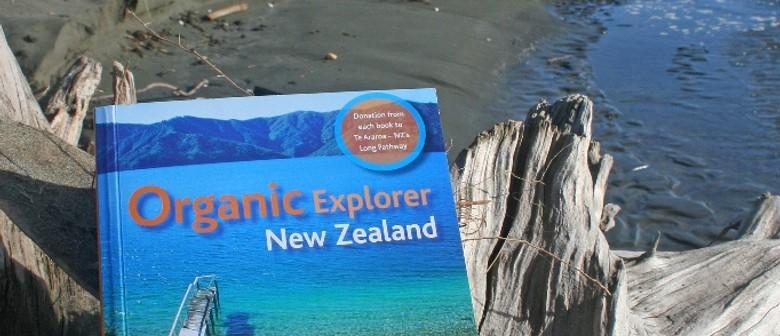The Organic Explorer Book Launch