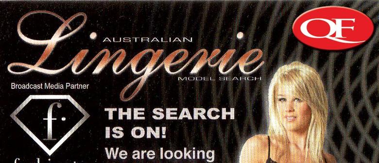 NZ Lingerie Model Search Heat