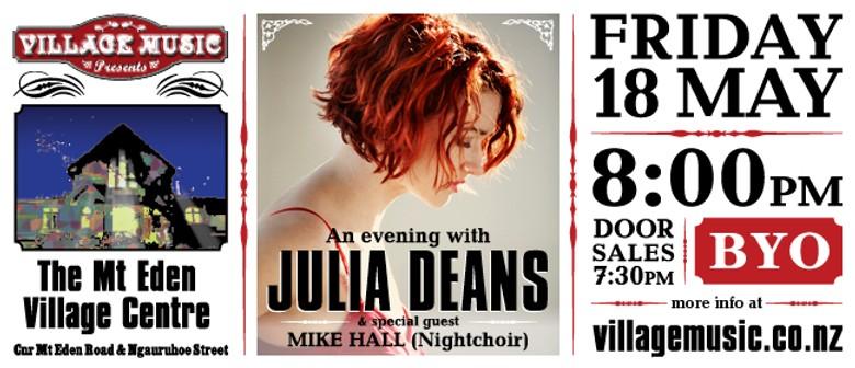 Julia Deans