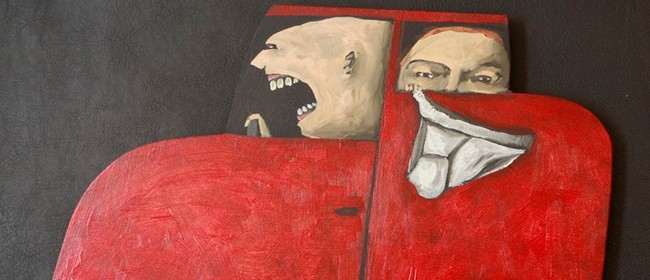 Robyn Gibson: Car-i-cature