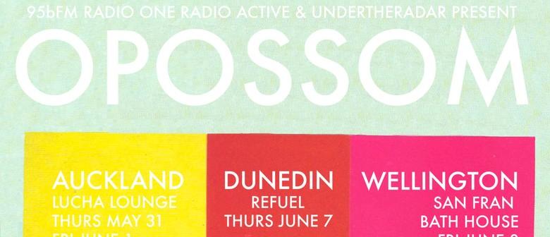 Opossom - Electric Hawaii Album Release Tour