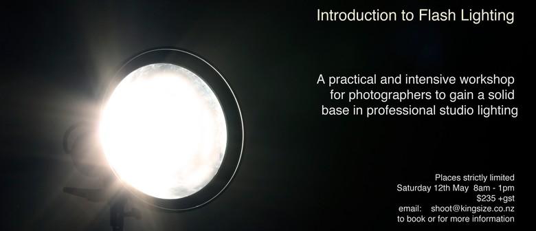 Introduction to Flash Lighting Workshop