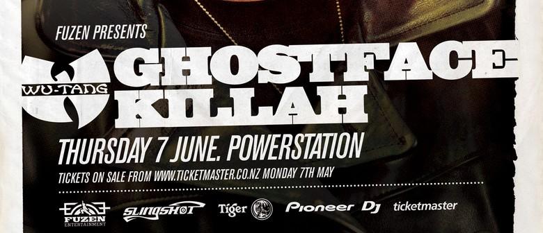 Ghostface Killah (Wu Tang Clan)