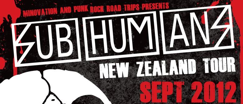 Subhumans (UK)