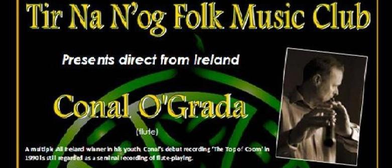 Conal O'Grada & Benny McCarthy