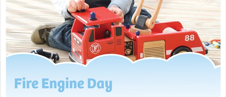 Plunket Fire Engine Day