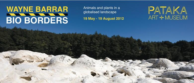 Wayne Barrar: Bio Borders