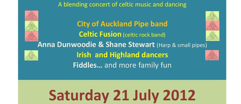 Celtic Rhythms - City of Auckland Pipe Band 70th Anniversary