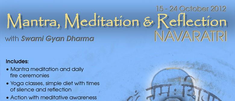 Mantra, Meditation & Reflection Retreat