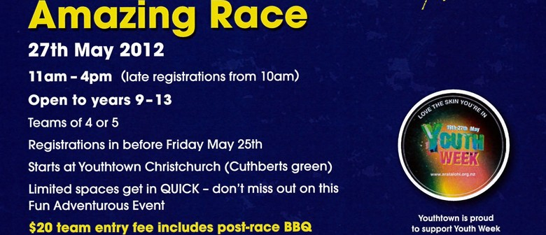 Youthtown Amazing Race