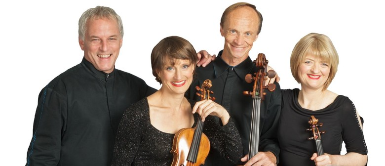 New Zealand String Quartet - Beethoven !
