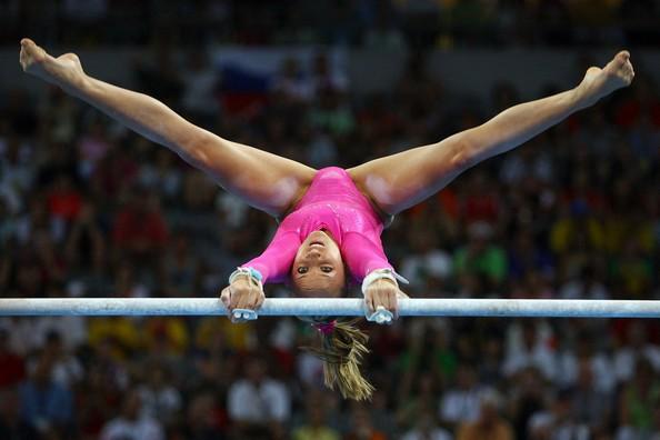 physics of gymnastics