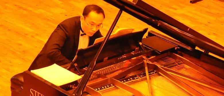 NZSM: Jian Liu Piano Recital