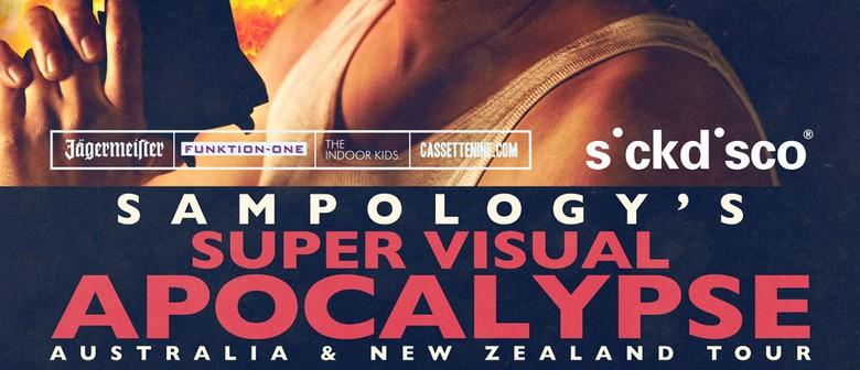 Sick Disco presents Sampology's Super Visual Apocalypse