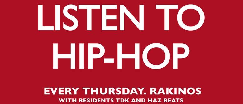 Keep Calm and Listen to Hip Hop