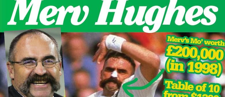 Merv Hughes - Australian Cricket Legend