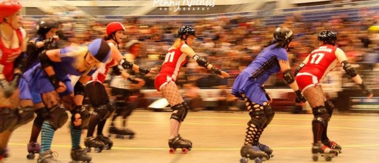 Garden City Turf War - Roller Derby