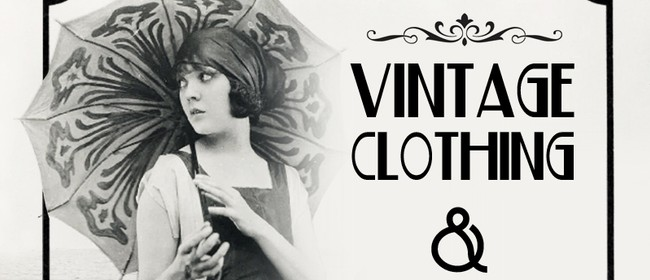 Vintage Clothing & Textile Fair