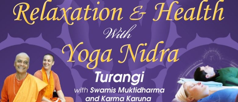 Relaxation & Health with Yoga Nidra