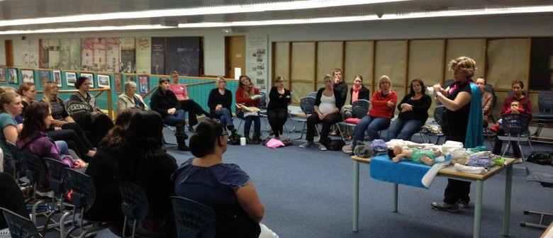The Nappy Lady Waste Free Parenting Workshop