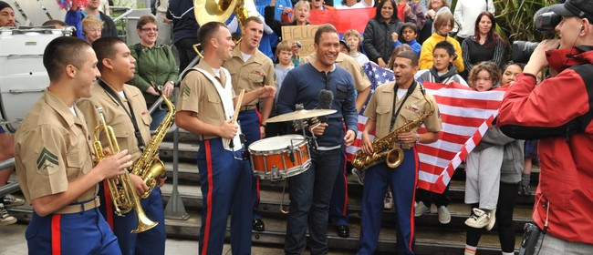 US Marine Corps Forces Band Free Concert