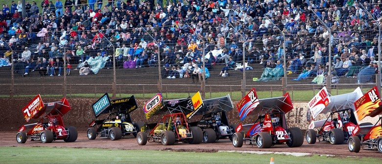 Speedway: Western Springs Opening Night 08/09 Season