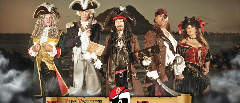 Mid-Winter with the Pirates of the Pacific