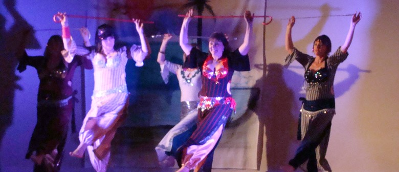 Belly Dance for Fun & Fitness