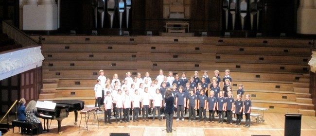 New Zealand Choral Federation - The Kids Sing