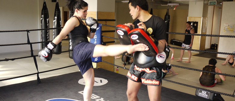 Beginner's Trial Thai Kickboxing Classes