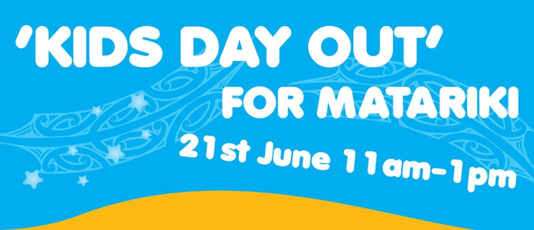 Footsteps Kids Day Out for Matariki