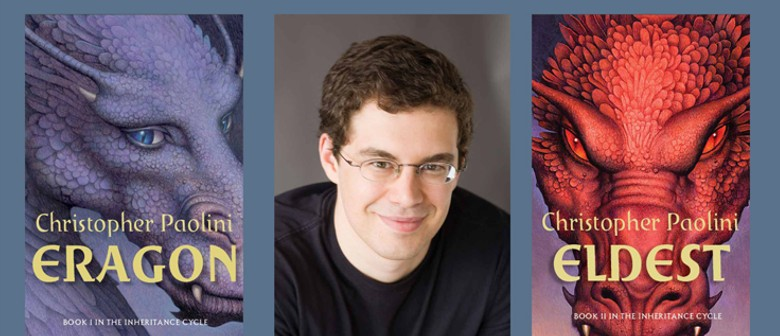 Meet Best Selling Author Christopher Paolini