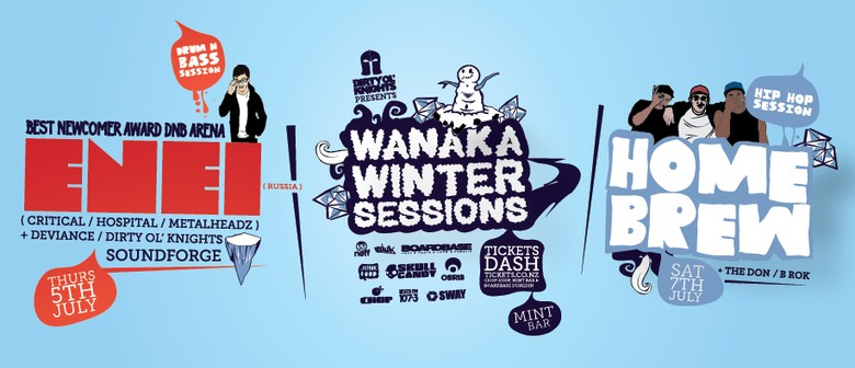Enei (Russia) - Wanaka Winter Sessions