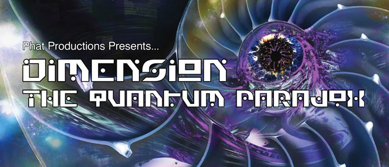 Dimension - The Quantum Paradox