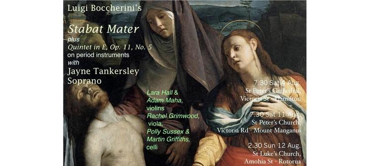 Boccherini's Stabat Mater