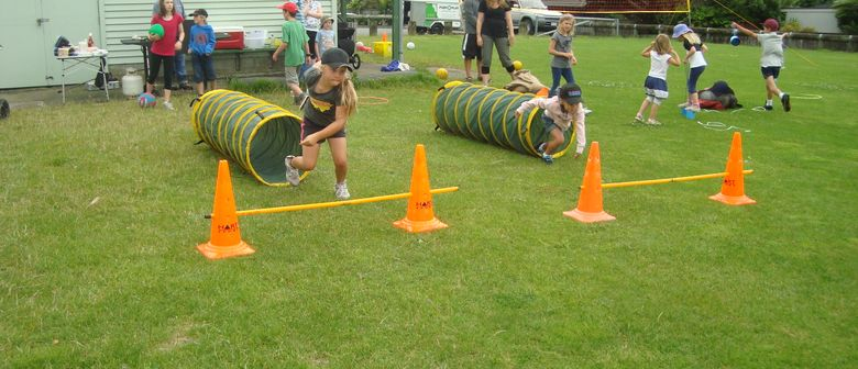 Kids Sports and Games These July Holidays