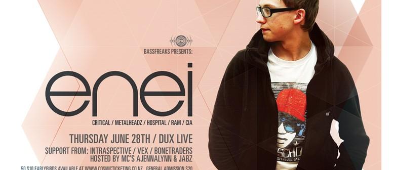 Bassfreaks presents Enei (Critical Music)