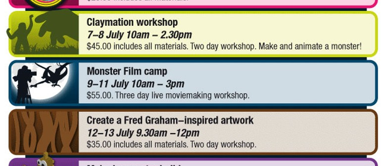 Holiday Programme One-Day Art Workshop