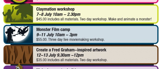 Holiday Programme - One Day Art Workshop