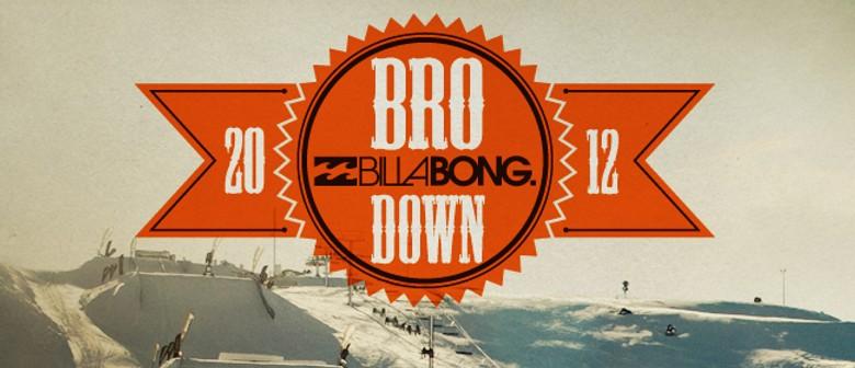 Billabong Bro Down 2012